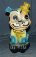 (3) Comic Character Chalkware Banks