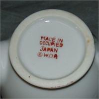 Boxed Donald Duck Tea Set, Occupied Japan
