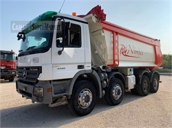 Mercedes-benz Actros 4146  used