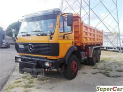 Mercedes-benz 2635  used