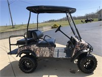 Golf Cart - Customized