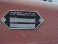 Bush Hog Rotary Mower