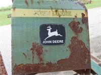 John Deere Aux Fuel tank