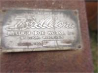 Brillion 9' Cultipacker