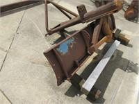 6' Ford grader blade