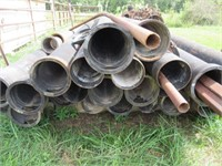 """8"""" x 18' Ductal water pipe"""