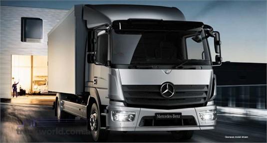 Mercedes Benz Atego 1230 4x2 Rigid