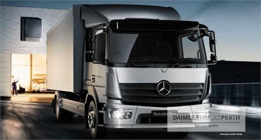 Mercedes Benz Atego 1223 4x2 Rigid