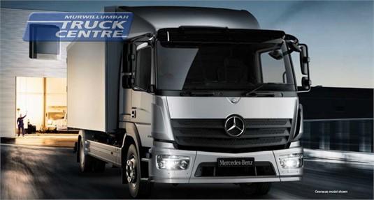 Mercedes Benz Atego 1630 4x2 Rigid