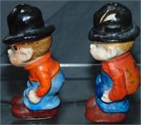 Assorted Comic Character Figurine Lot