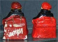 22 Piece Comic Character Salt & Pepper Shakers Lot