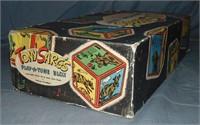 1942 Tony Sarg's Play A Tune Blox Set