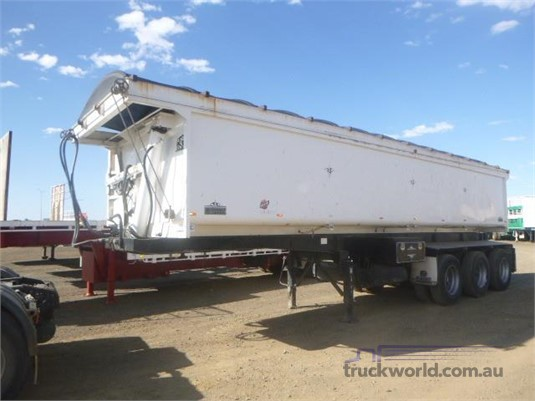 2012 Rhino Tipper Trailer Western Traders 87 - Trailers for Sale
