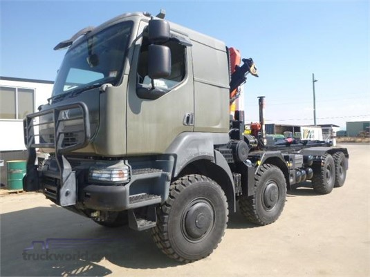 2014 Renault other Western Traders 87 - Trucks for Sale