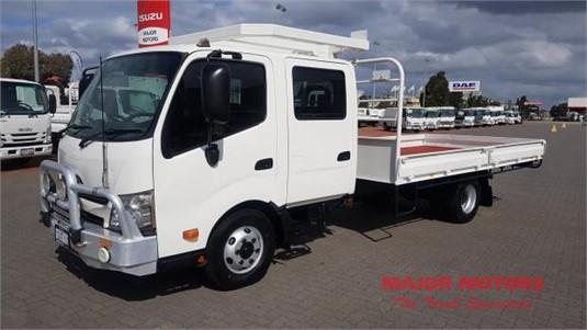 2012 Hino 300 Series 816 Major Motors  - Trucks for Sale