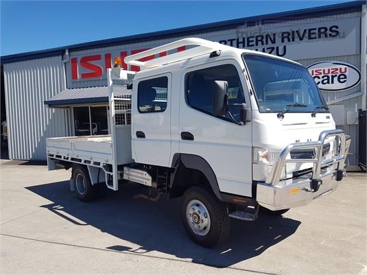 2013 Mitsubishi Fuso CANTER 815 - Trucks for Sale