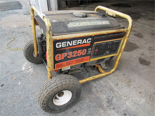 GENERAC Generators For Sale - 197 Listings