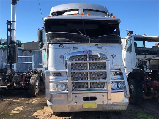 2012 Kenworth K200 - Wrecking for Sale