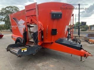 Kuhn VT168 Feed/Mixer Wagon