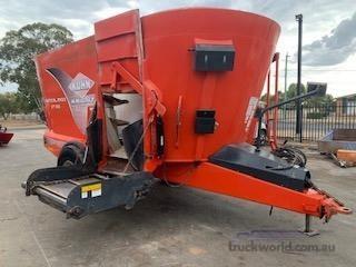 Kuhn VT168 Black Truck Sales - Farm Machinery for Sale