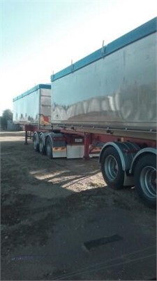 1989 Stoodley Tipper Trailer Hume Highway Truck Sales - Trailers for Sale