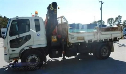2009 Fuso Fighter 10 - Trucks for Sale