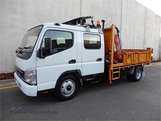 2008 Mitsubishi Fuso CANTER FE83D - Trucks for Sale