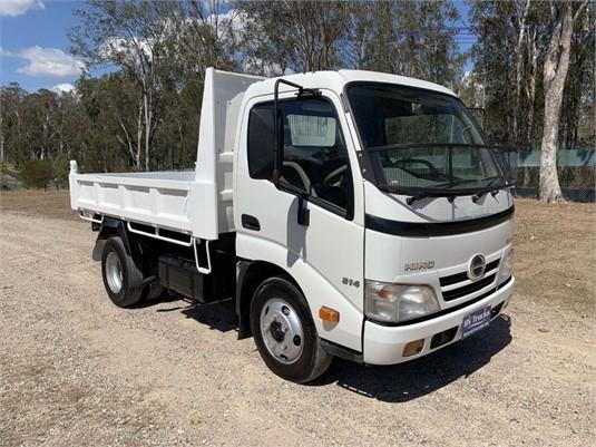 2010 Hino 300 Series 614 Auto - Trucks for Sale