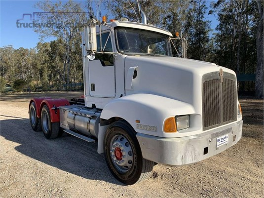 1997 Kenworth T401 6x4|Prime Mover on