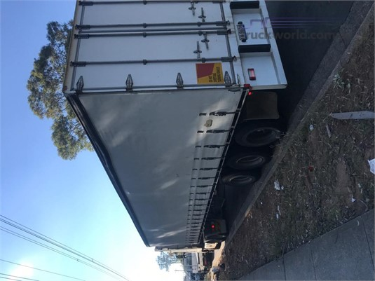 1985 Freighter 22 PALLET CURTAINSIDER SEMI TRAILER - Trailers for Sale