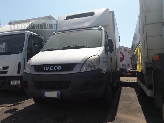 Iveco DAILY 70C17 used 2012 Lazio