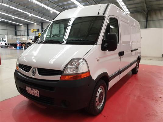 2009 Renault Master - Light Commercial for Sale