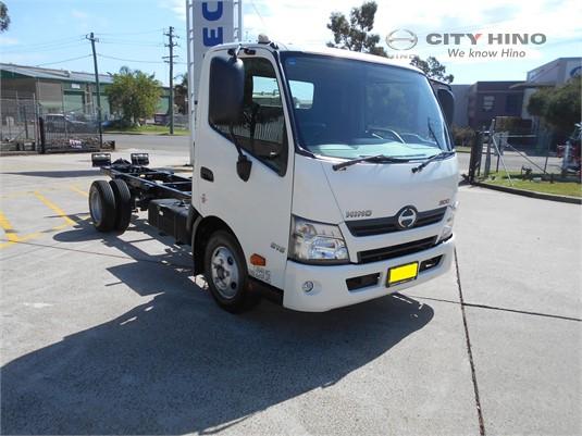 2016 Hino 300 Series City Hino - Trucks for Sale