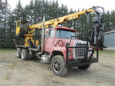 Grapple Trucks For Sale - 311 Listings | MarketBook ca