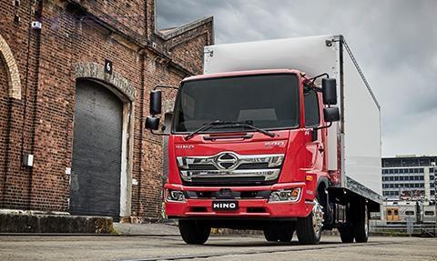 Hino 500 Series FG1628 Auto XXLWB
