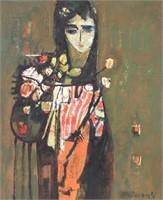 ZVI MAIROVICH (ISRAELI, 1911-1974).