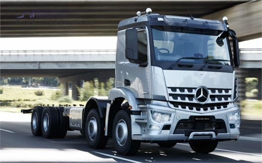 Mercedes Benz Arocs 3246 8x4 Rigid