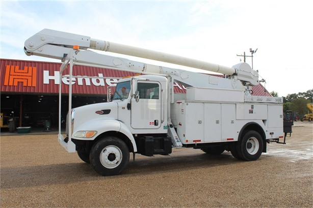 ALTEC AA755L Bucket Trucks / Service Trucks For Sale - 38