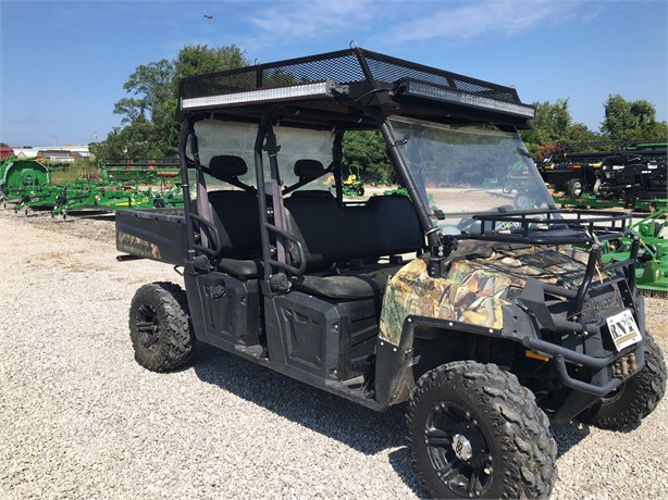 POLARIS RANGER CREW 800 Utility Utility Vehicles For Sale