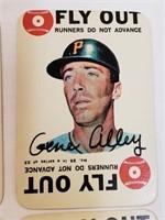 (4) 1968 Topps Baseball Playing Cards
