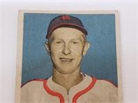 1949 Al Red Schoendienst St. Louis Cardinals