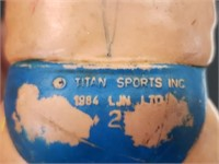 1984 Titan Sports Andre The Giant Action Figure