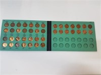1948-D to 1964-D Lincoln Penny Cent Set Book
