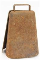 Antique Cow Bell (Damaged)