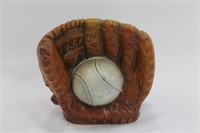 Plastic Baseball Glove And Mitt Pencil Holder