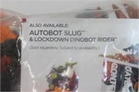 Transformers Autobot Slug,Lockdown Dinobot Rider