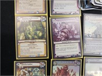100+ The Spoils Trading Card Game