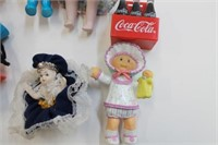 Small Lot of Childrens Dolls And Toys