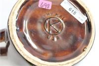Kathy Kale Pottery Pitcher