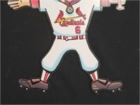 Stan Musial Standing For Stan STL Cardinals